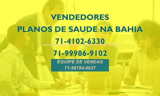 VENDEDORES PLANOS DE SAUDE EM SSA - Copi