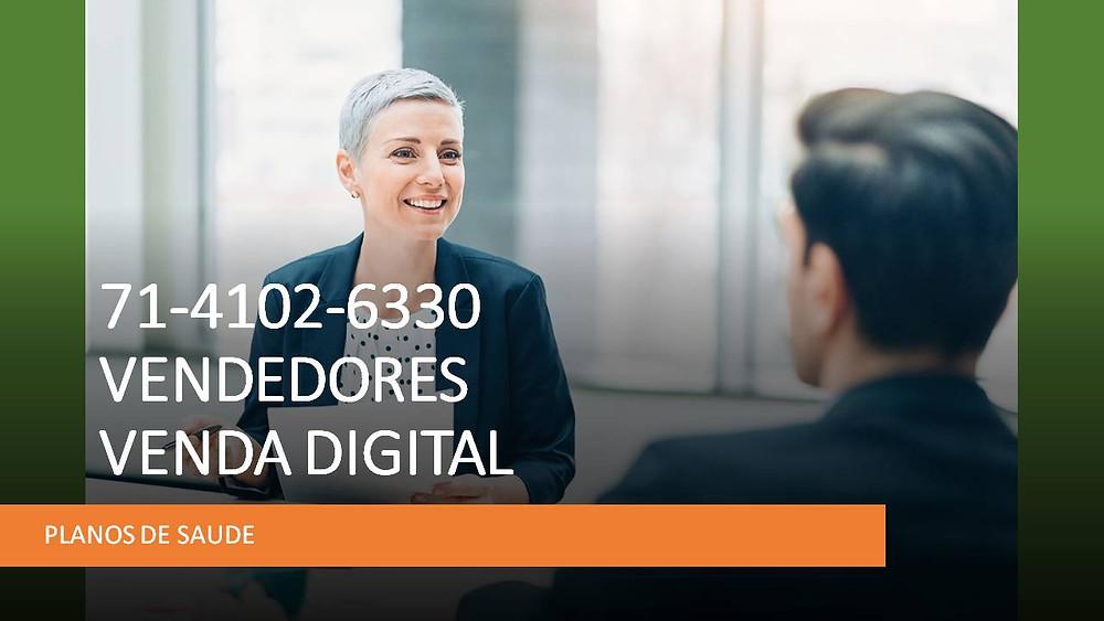 Venda Digital | Corretores Assistência Medica Empresarial