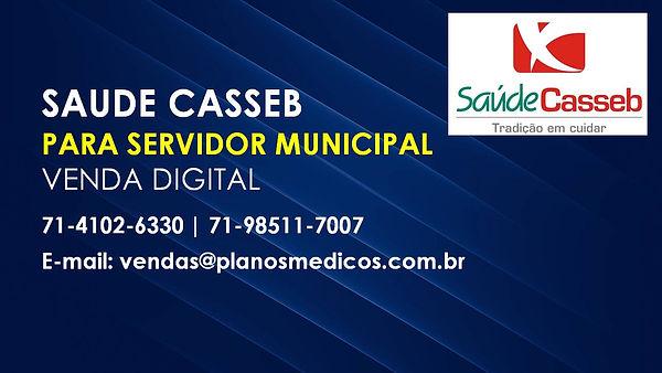 SAUDE CASSEB PARA SERVIDOR PUBLICO MUNICIPAL