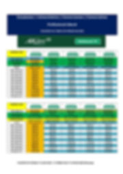 Tabelas Central nacional Unimed em Salvador