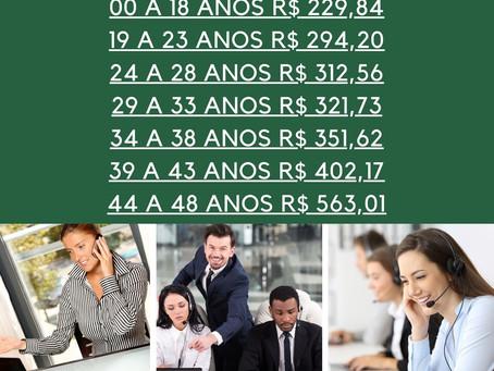Unimed para Empresas - Tabela Plano de Saude Nacional 71-4102-6330