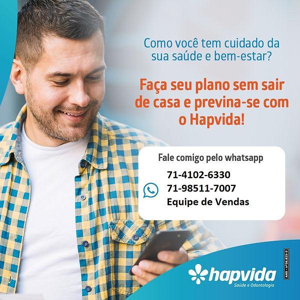 VENDEDORES - HAPVIDA EMPRESARIAL - PLANO