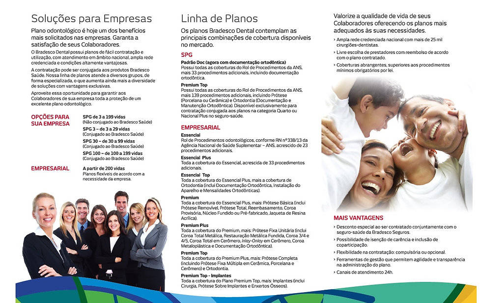 BRADESCO DENTAL EMPRESAS