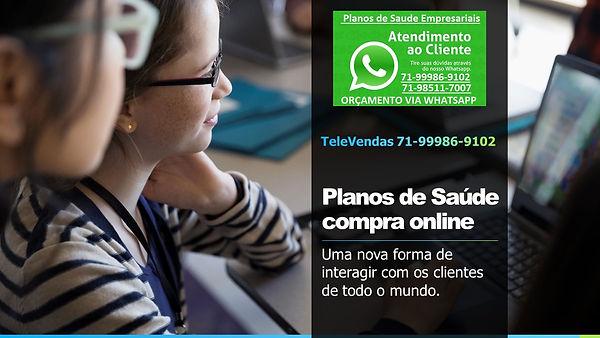 Vendas Online Planos de Saude na Bahia.J