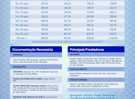 Salvador | Planos de Saúde Barato | Para Empresas | 71-4102-6330