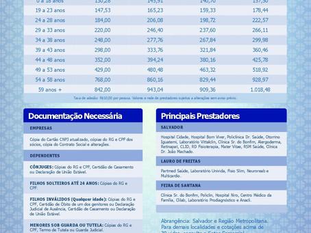 Salvador   Planos de Saúde Barato   Para Empresas   71-4102-6330