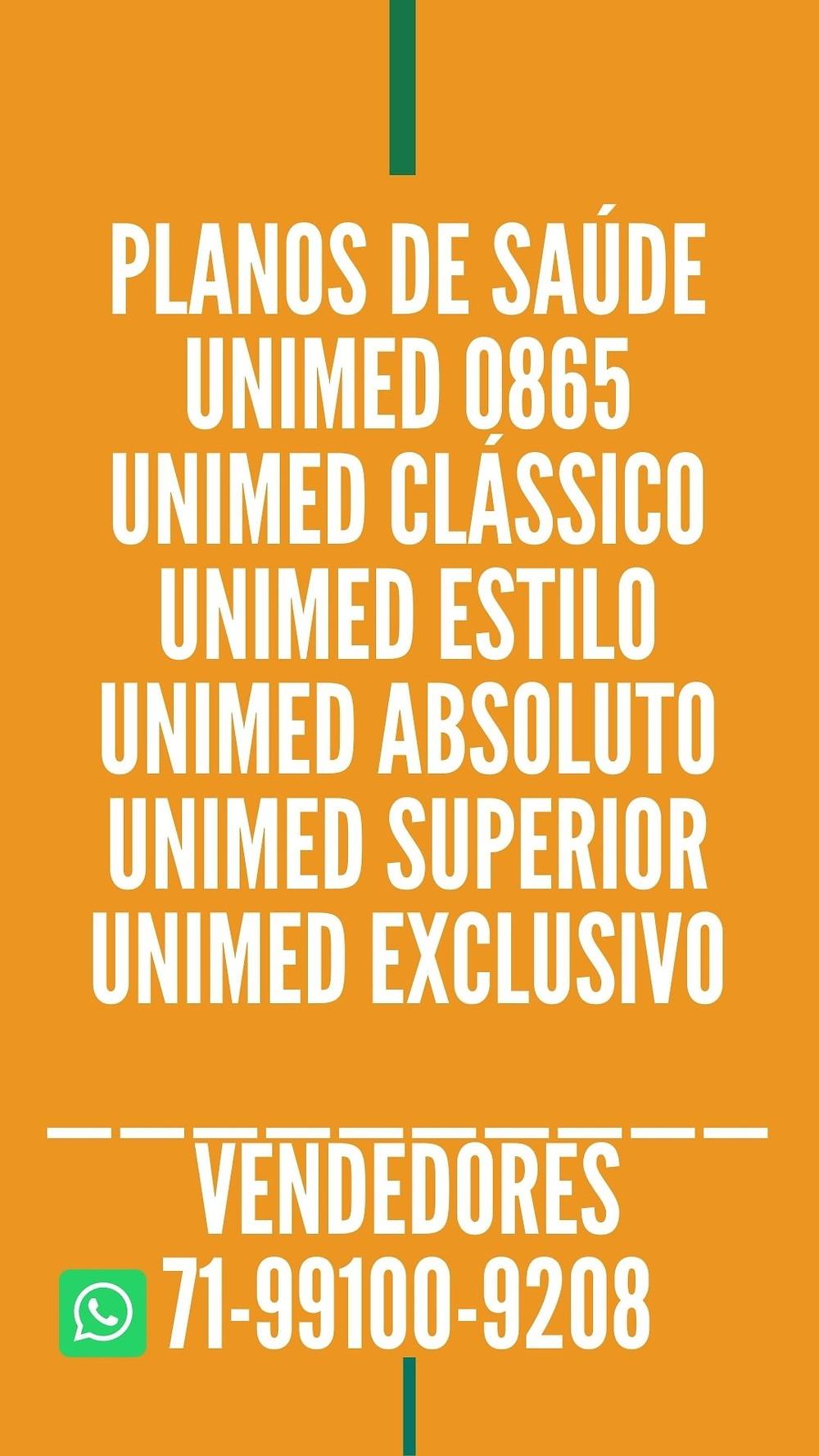Unimed Classico | Estilo | Absoluto | Superior
