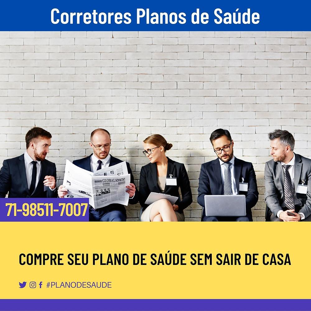 Tabelas para EMPRESAS - Planos de Saude na Bahia