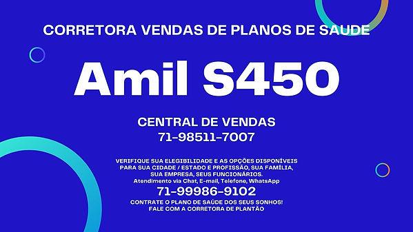PLANOS DE SAUDE AMIL SP