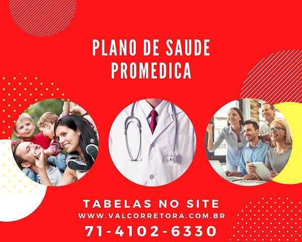 Tabelas Promedica Plano de Saude Individual, Plano de Saude Familiar, Plano de Saude Pessoa Fisica, Plano de Saude Promeica, Plano de Saude em Salvador, Plano de Saude em Camacari, Plano de Saude em Lauro de Freitas