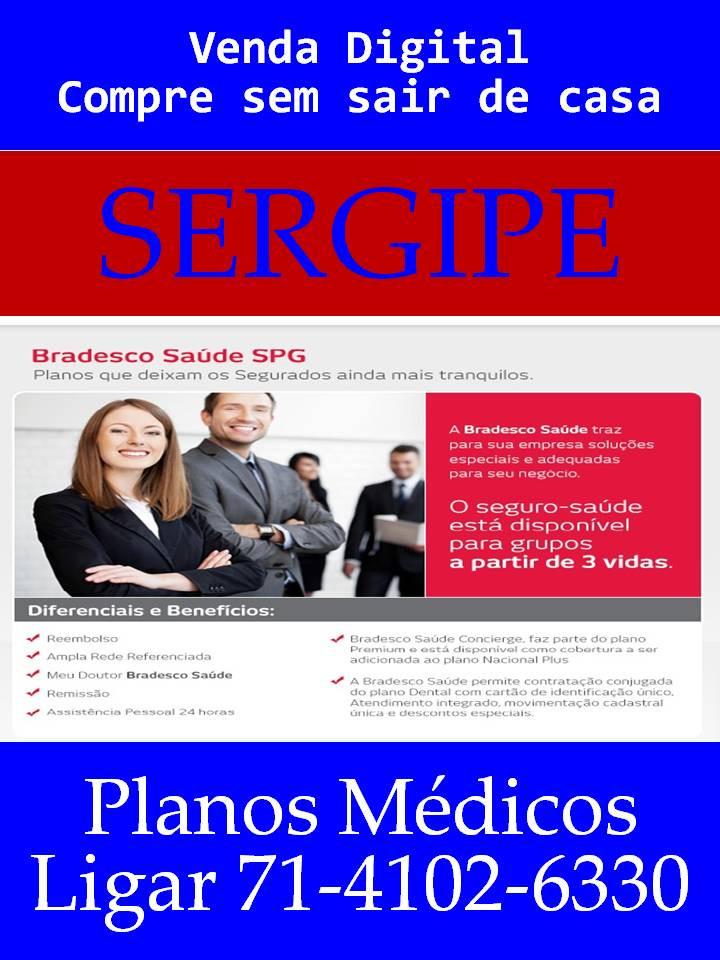 Sergipe | SPG & Empresarial - Saúde Bradesco