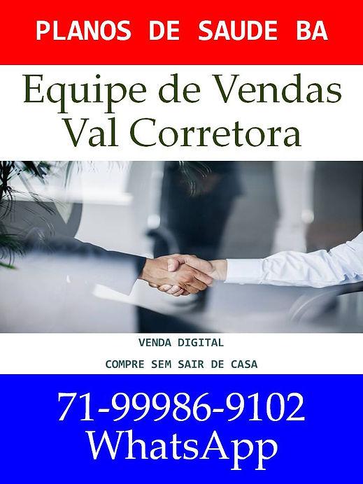 ValCorretora, corretores vendas de planos de saude