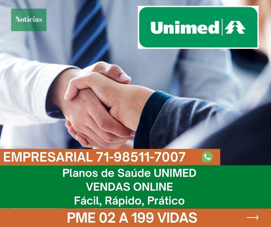 02 a 29 vidas | Tab Unimed PME Salvador