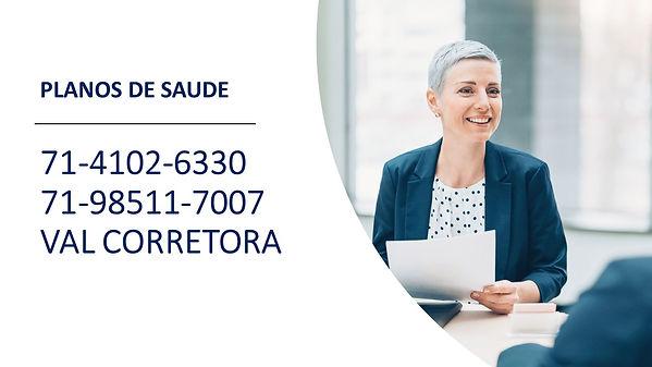 CORRETORA PLANO DE SAUDE