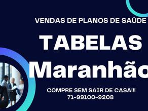 São Luis - MA - Tabelas Unimed Planos Empresariais