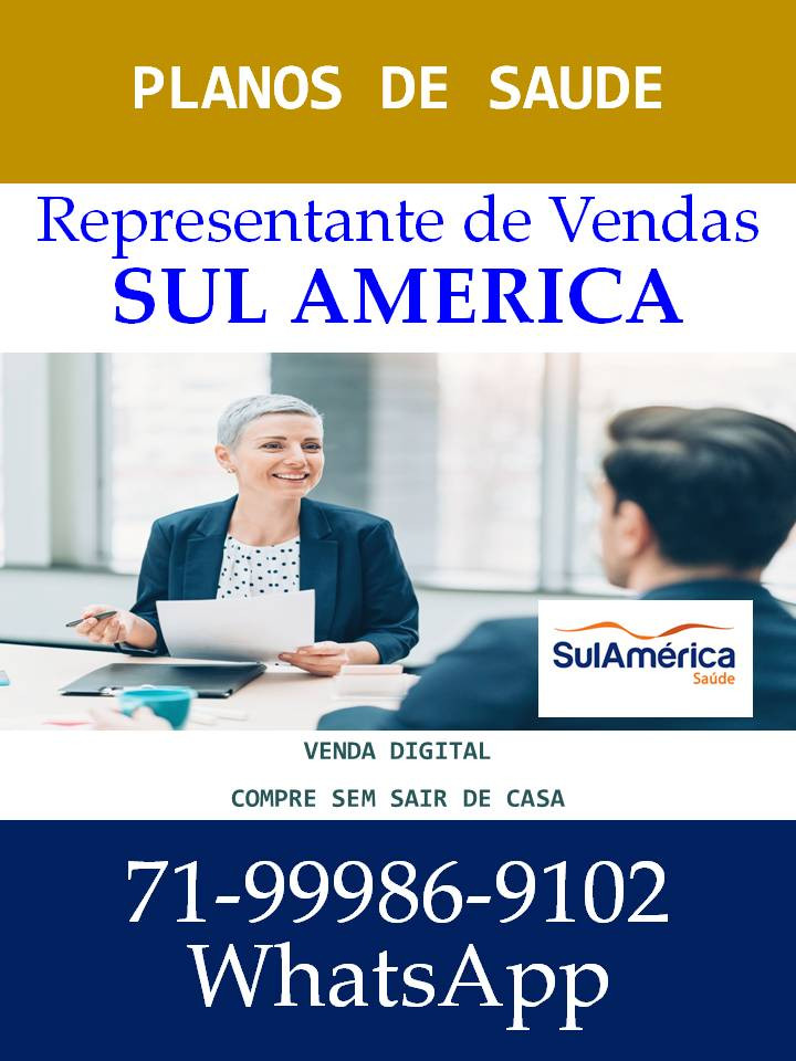 SulAmerica Saude | Plano Empresarial | Cobertura Nacional | Contrate Já
