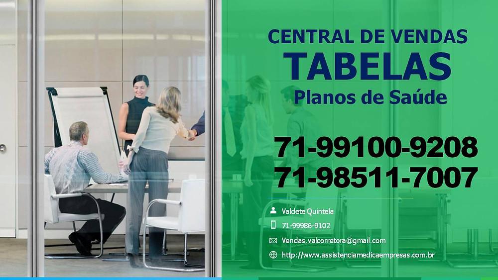 Tabelas Casseb Saude - PLANO COLETIVO EMPRESARIAL