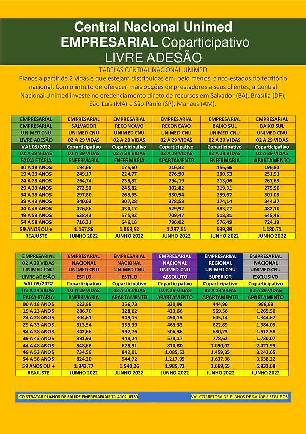 LIVRE ADESAO -02 A 29 PME CENTRAL NACION