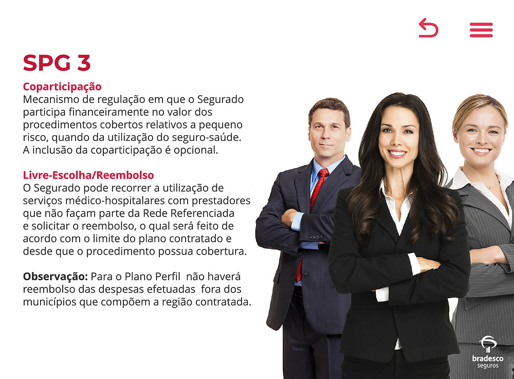 ARACAJU | SPG & Empresarial - Saúde Bradesco