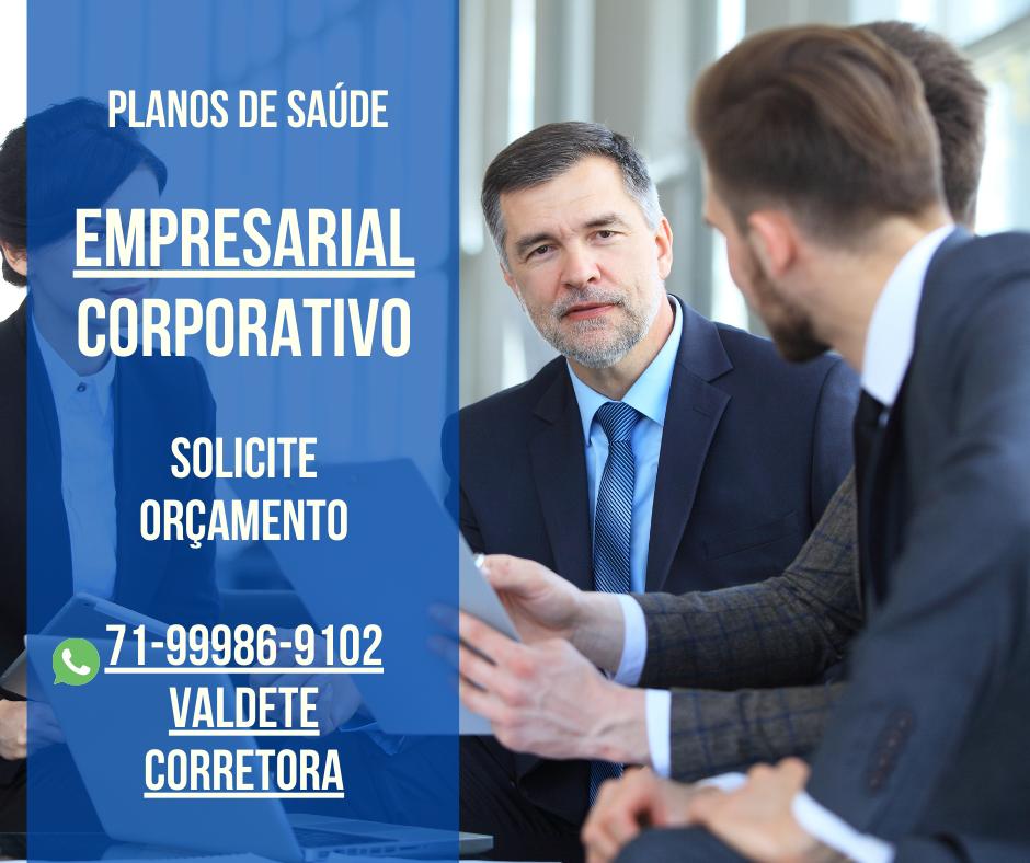 Planos Corporativos Empresariais