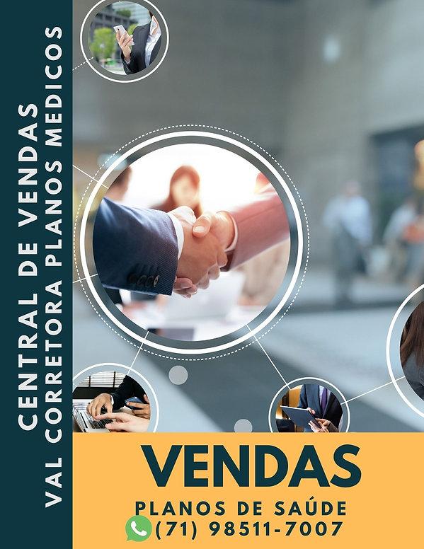 VENDAS PLANOS MEDICOS