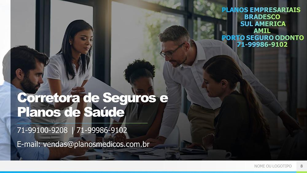 Corretora Plano de Saude em Salvador - Tabelas de Vendas - Encontre um Corretor Planos de Saude na Bahia
