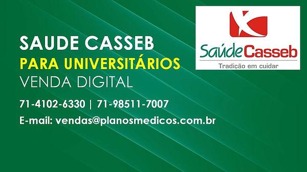 SAUDE CASSEB ADESÃO INDIVIDUAL PLANO DE SAUDE EM SALVADOR