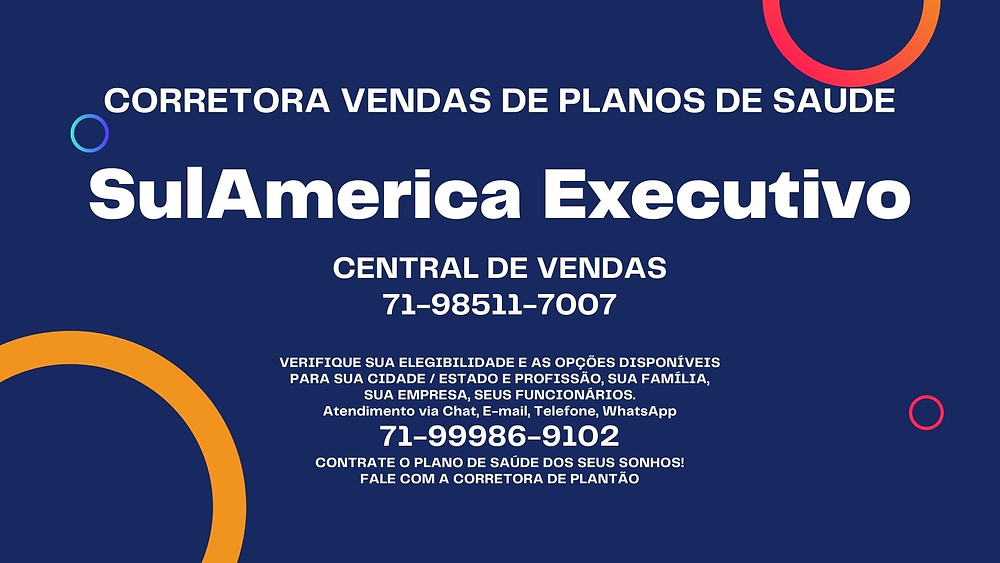 PLANO DE SAUDE SUL AMERICA