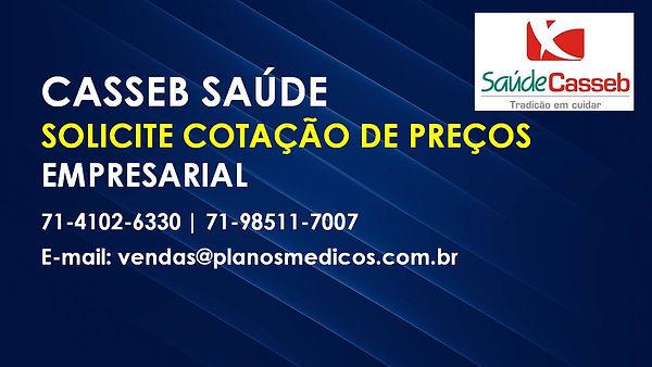 CASSEB SAUDE EM SALVADOR, CONTRATAR PLANO DE SAUDE CASSEB PARA GRANDES EMPRESAS