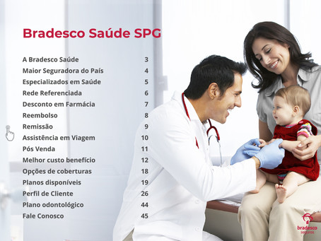 71-99100-9208 - SPG Bradesco Saúde e Bradesco Dental Empresarial