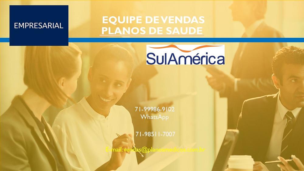 Plano de Saude Nacional    SulAmerica Saude