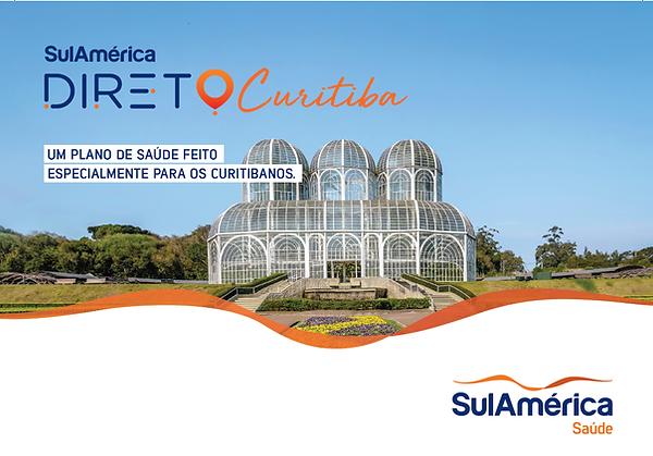 SulAmerica Saude Empresarial. Curitiba.p