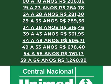Empresarial | Central Nacional Unimed | Alagoinhas | Candeias