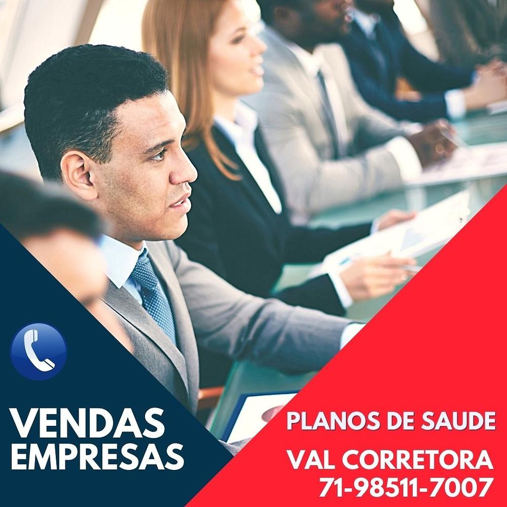 PLANO DE SAUDE SUL AMERICA EMPRESAS