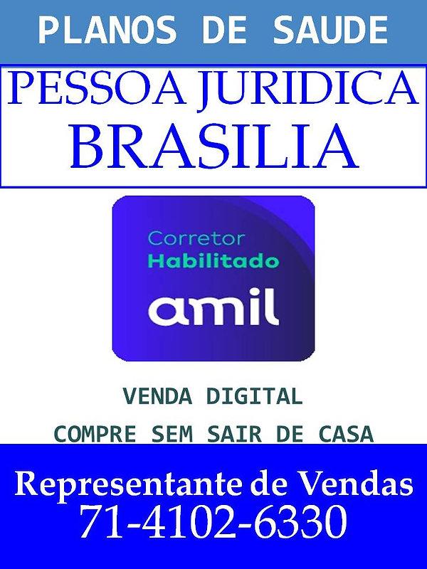 amil saude em brasilia