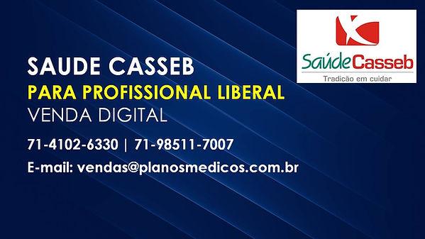 SAUDE CASSEB PARA PROFISSIONAL LIBERAL EM SALVADOR