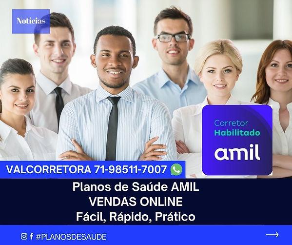 PLANO DE SAUDE AMIL