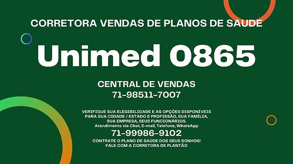 UNIMED 0865 - UNIMED CNU