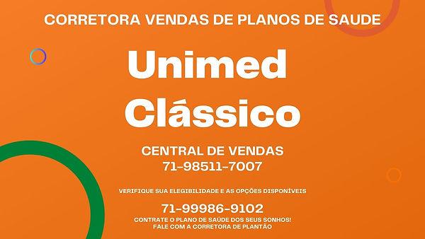 PLANO DE SAUDE UNIMED CLASSICO PARA EMPRESAS
