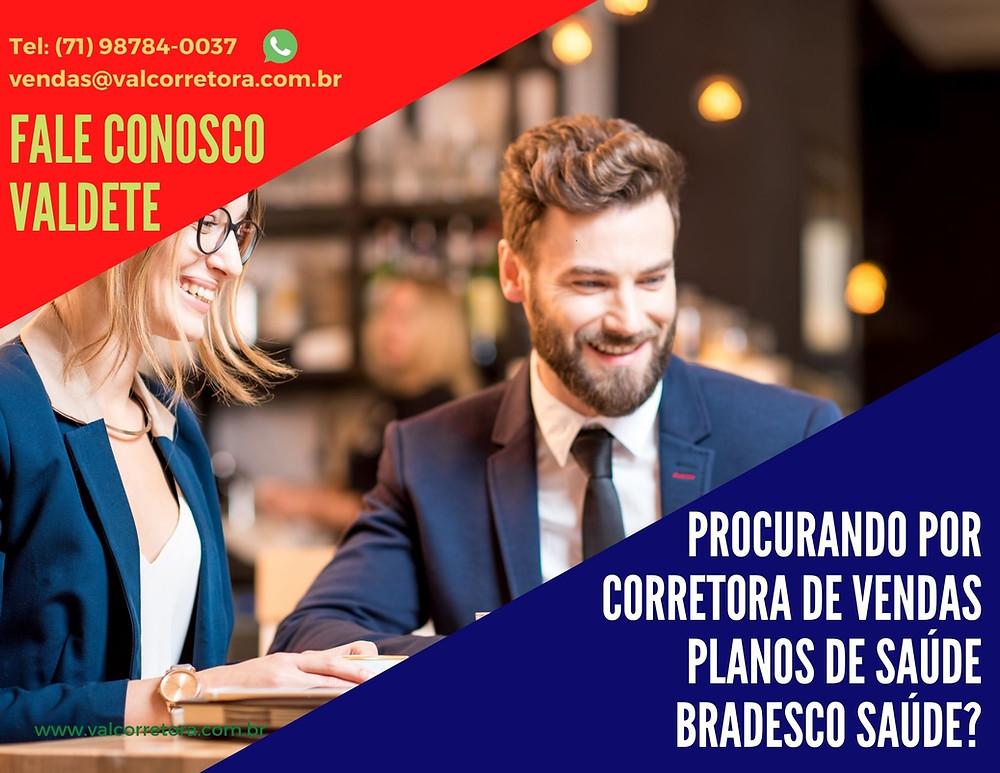 CORRETORA DE SEGURO DE SAUDE BRADESCO