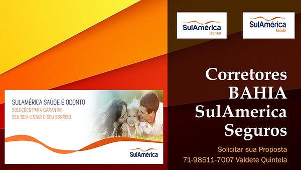 Plano de Saude Empresarial Saude SulAmerica na Bahia