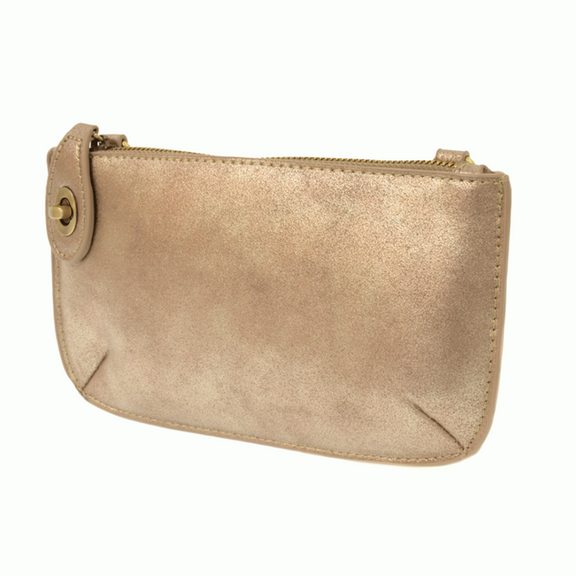 Joy Susan Wristlet Clutch Crossbody Bag