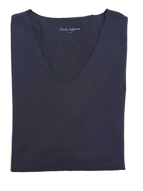punta navy long-sleeve