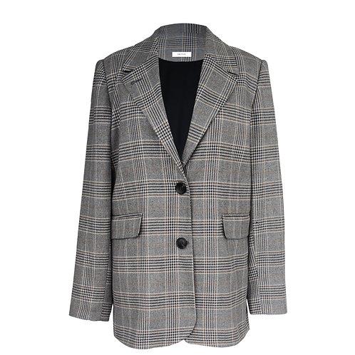 Oversize blazer jacket
