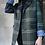 Thumbnail: Green Plaid Wool Jacket
