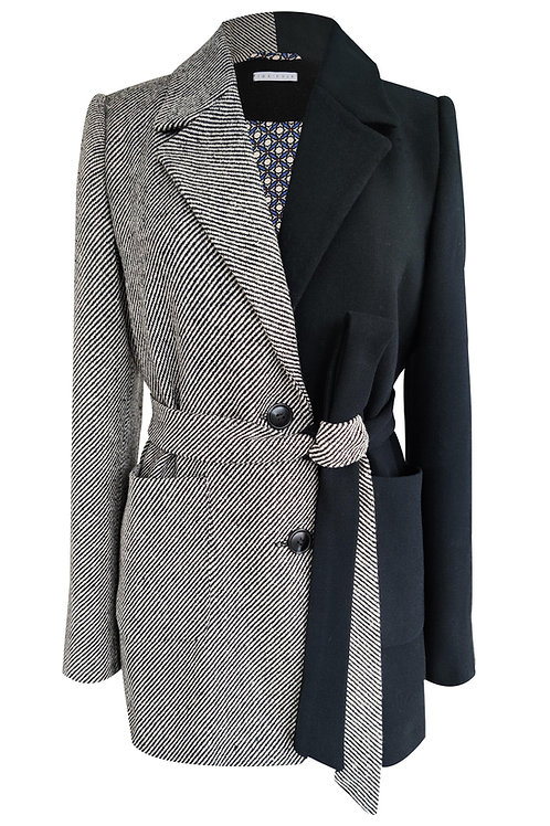 Oversize Wool  Blazer Jacket