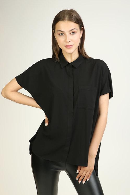 Oversize Shirt Blouse