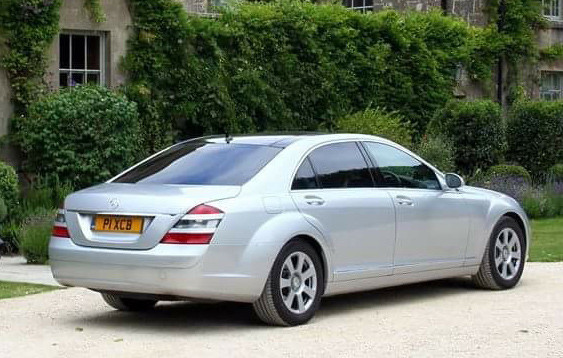 Kim Cars S-Class Mercedes Airport Transfers
