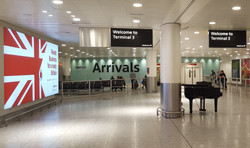 Kim Cars Airport Trasnfers LHR T3