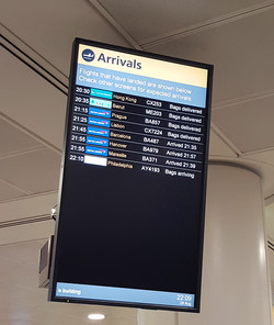 Kim Cars Airport Transfers - Flight Monitoring